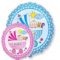 Balon na narodzenie dziecka