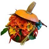 Jesienny bukiet dyniowy
