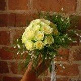 Bukiet ślubny - róże
